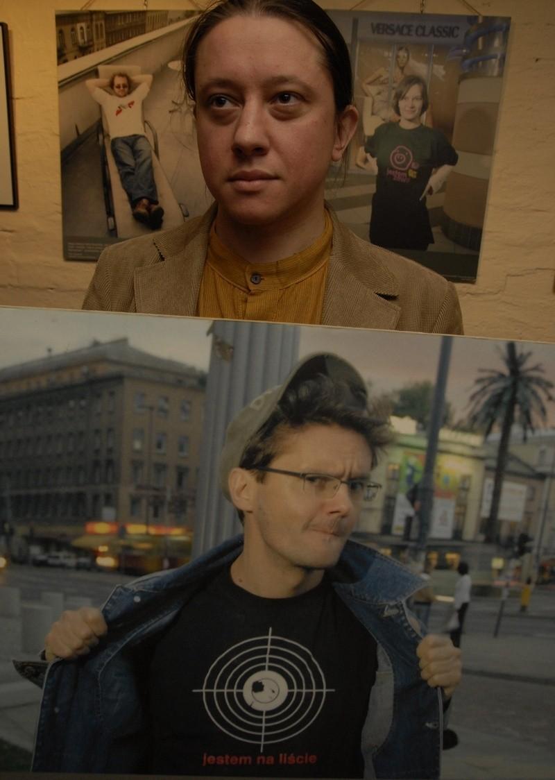 Rok temu festiwalowi towarzyszyła wystawa zdjęć celebrytów w koszulkach z kontrowersyjnymi hasłami – przypomina Rafał Pawłowski.