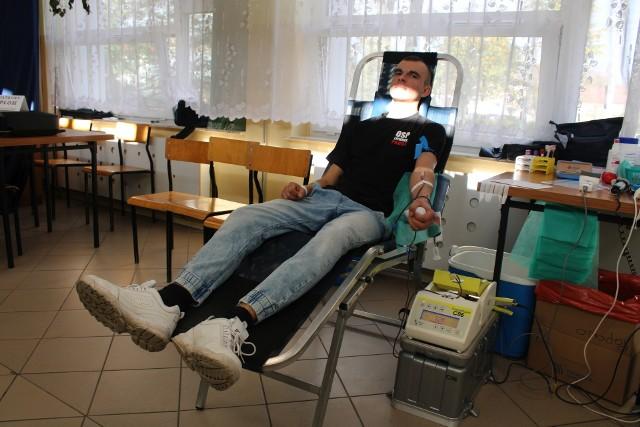 Druh Rafał Pudlewski potrzebuje pomocy - oddajcie krew podczas akcji krwiodawstwa w Lipienku