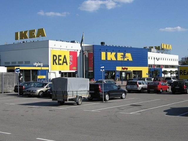 Pierwszy sklep IKEA, Älmhult, Szwecja