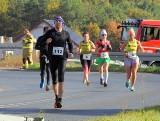 Półmaraton Przytok 2021 za nami. Na starcie stanęło ponad 100 biegaczy