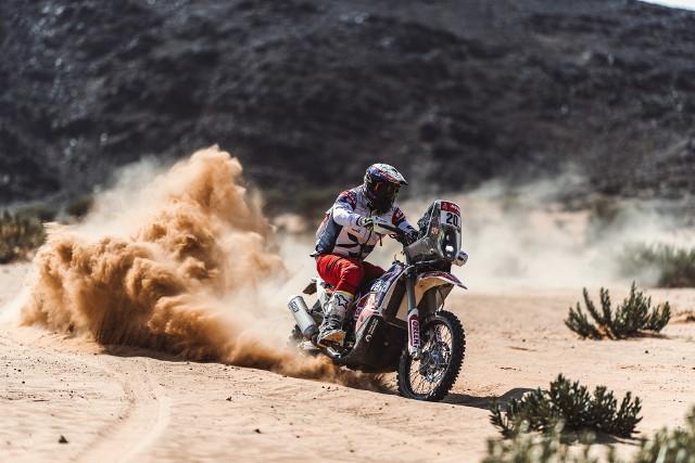 """Solidna postawa Orlen Teamu na etapie Dakaru. """"Nie puszczaliśmy nogi z gazu"""""""