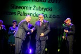 Podlaska Złota Setka Przedsiębiorstw. Nie jestem alfą i omegą - mówi Sławomir Żubrycki, prezes firmy Palisander, Menedżer Roku 2017