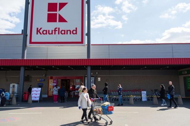 Wybrane sklepy Kaufland będą działać 24 godziny na dobę