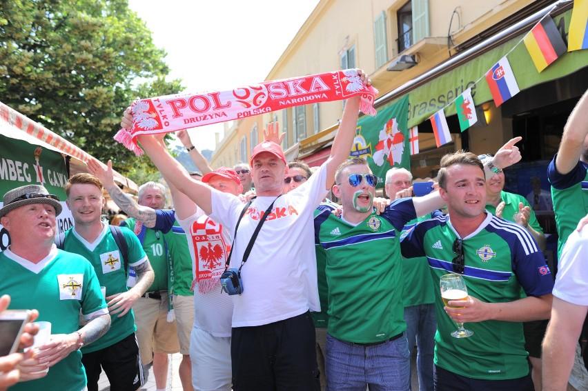 Zielona fala i polskie rozbicie dzielnicowe, czyli kibice Irlandii Północnej i Polski przed meczem