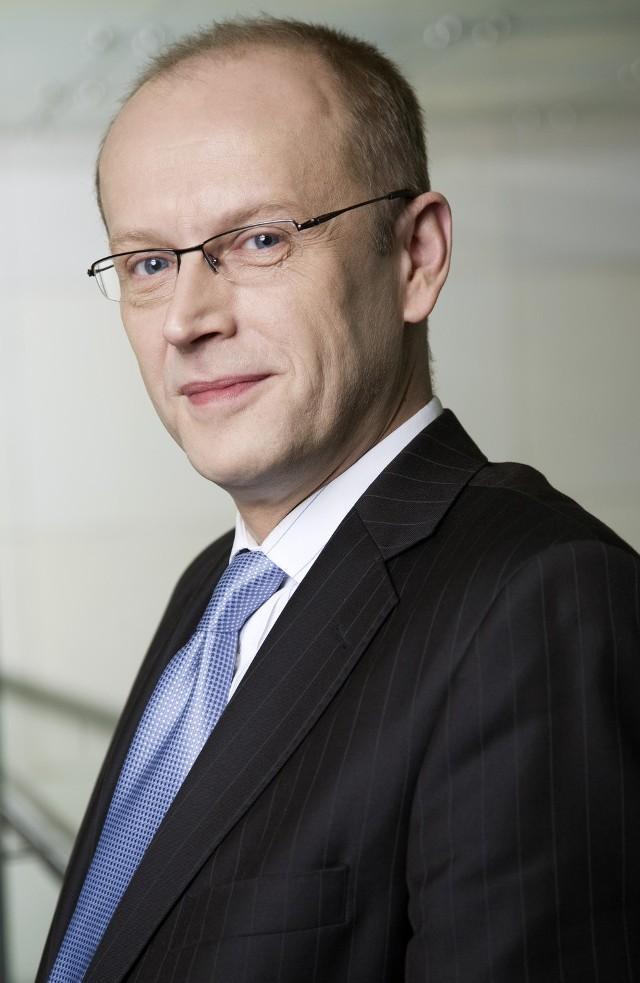 Maciej Jankowski, prezes grupy Commercial Union Polska, Fot. D. Łukasik,