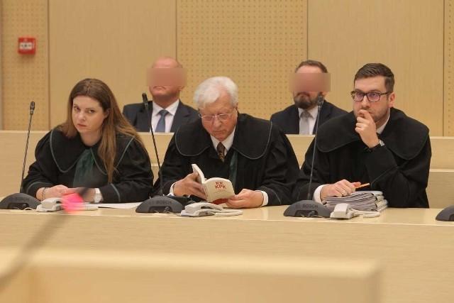 Mirosław R., ps. Ryba i Dariusz L., ps. Lala nie przyznają się do winy.