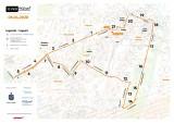 Znamy trasę 13. PKO Poznań Półmaratonu. Biegacze mogą się nastawić na powtórkę ubiegłorocznego biegu