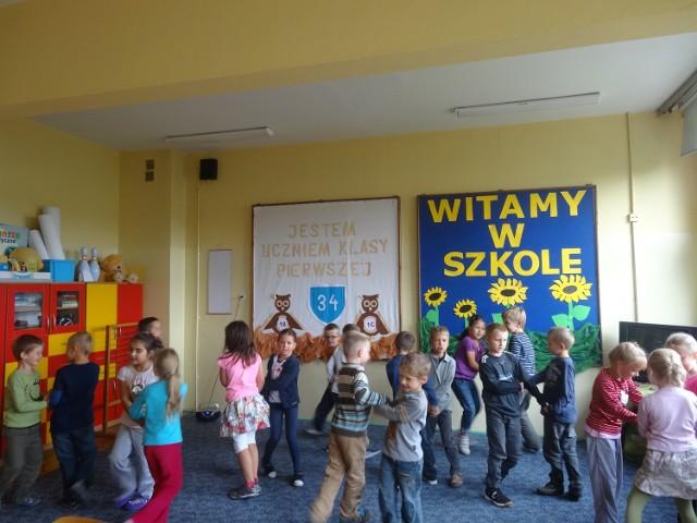 Sześciolatki w poznańskiej Szkole Podstawowej nr 34 są obecne już od kilku lat. W tym roku będzie ich jednak dużo więcej