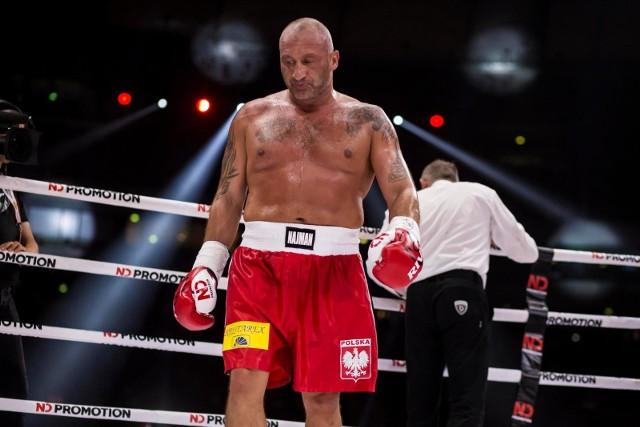 FAME MMA 8 to pożegnanie Marcina Najmana ze sportami walki