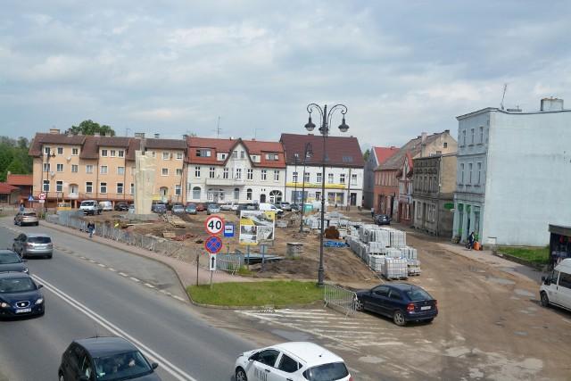Gdy zakończy się rewitalizacja Sępólna, kamienice na rynku i Starym Mieście zostaną odnowione