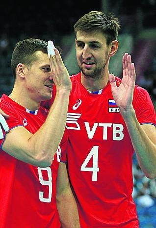 Jurij Bierieżko i Artem Wolwicz