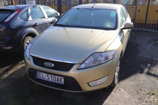 Ten ford mondeo został sprzedany za 14 713 zł.