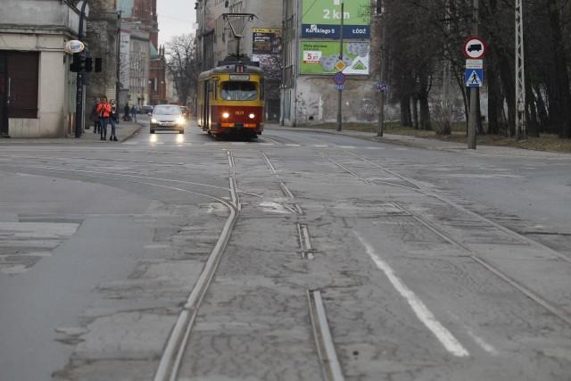 Po ul. Wojska Polskiego na Doły tramwaj pojedzie za dwa lata.