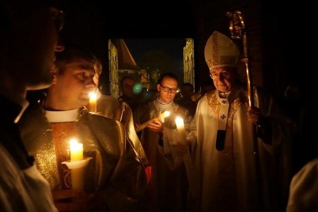 Wigilia Paschalna w Katedrze