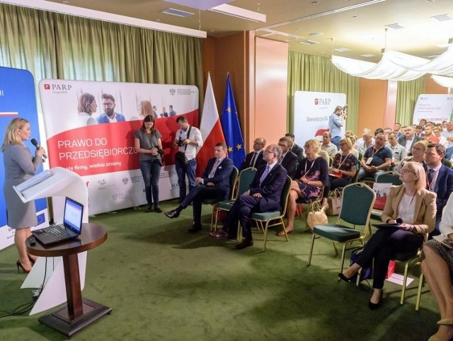 Krotoszyn: Spotkanie na temat Konstytucji Biznesu