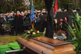 Pogrzeb Romualda Koperskiego na Cmentarzu Łostowickim w Gdańsku 28.11.2019. Pożegnaliśmy podróżnika, żeglarza i muzyka [zdjęcia]