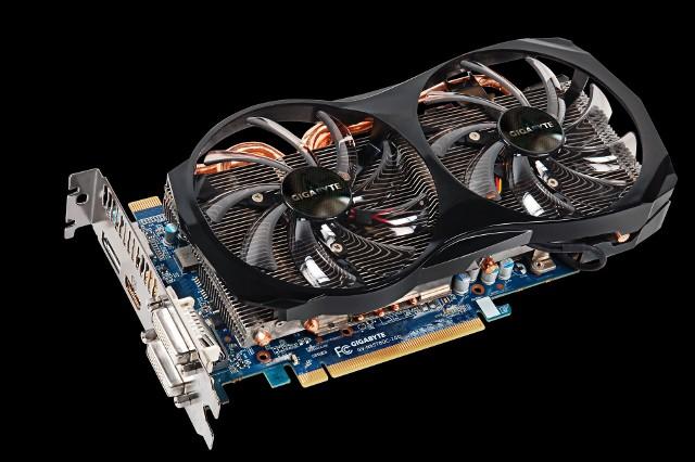 Gigabyte Geforce GTX 650TiGigabyte Geforce GTX 650Ti - GIGABYTE GV-N65TBOC-2GD