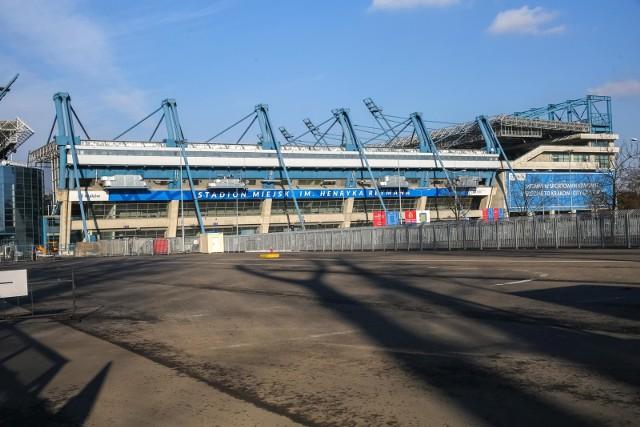 Prezydent Krakowa wydał zarządzenie określające stawki za wynajem pomieszczeń na stadionie Wisły.