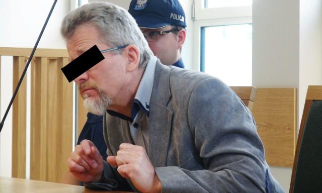 Oskarżony Jarosław K.