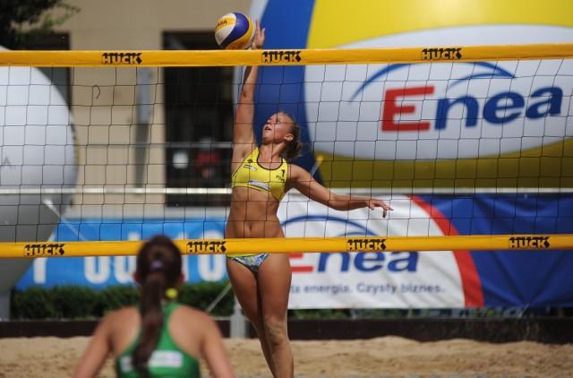 Rywalizacja w Grand Prix Wielkopolski w siatkówce plażowej rozpocznie się od zmagań duetów kobiecych