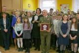 Jan Gulczyński senior otrzymał medal od marszałka