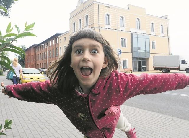 - Tu się można naprawdę zdziwić - mówi Ania po wyjściu z Centrum Przyrodniczego w Zielonej Górze