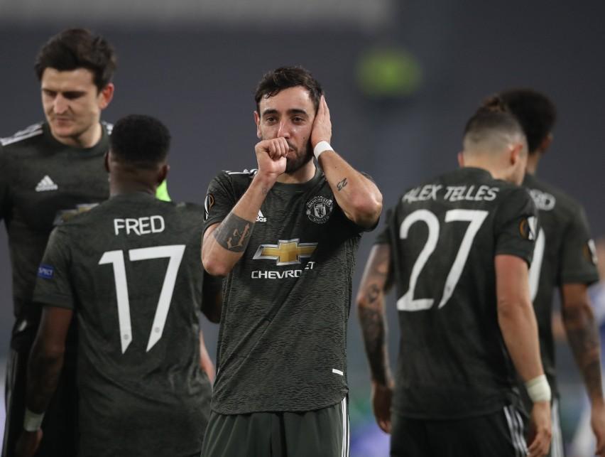 United i Tottenham gromią rywali. Milan i Leicester bez zwycięstwa