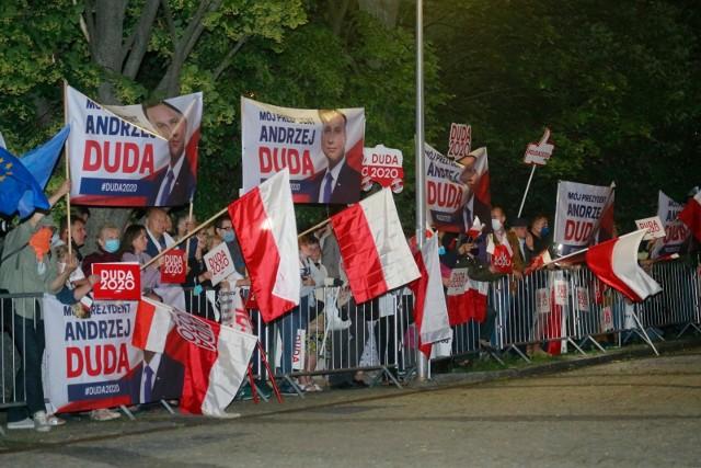 17.06.2020 warszawa debata prezydencka w tvpn/z fot. adam jankowski / polska press