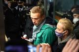 Aleksiej Nawalny zatrzymany po przylocie do Moskwy. Świat potępia Kreml i domaga się uwolnienie dysydenta