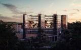 Firma Cerrad buduje w Starachowicach biurowiec . Ma być wizytówką miasta i zadziwić świat, zobacz imponującą wizualizację