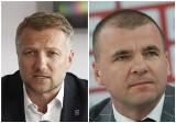 Prezesi Łódzkiego Klubu Sportowego, prezes Widzewa. Który prezes ma ciekawszą wizytówkę?