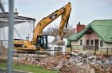 Trwają prace przy rozbudowie centrum handlowego przy Struga w Radomiu. Zobacz zdjęcia