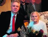 Pani Marianna z Kosowa koło Mroczy skończyła 105 lat!