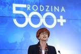 Będą zmiany w programie Rodzina 500 plus? Na pytania odpowiada minister Elżbieta Rafalska