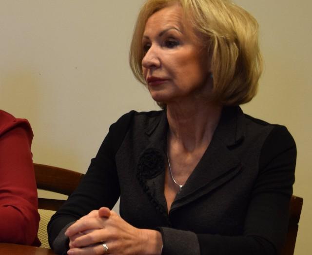 Aleksandra Mrozek, szefowa Nowoczesnej w Lubuskiem wystąpiła z klubu radnych Koalicji Obywatelskiej w sejmiku województwa lubuskiego