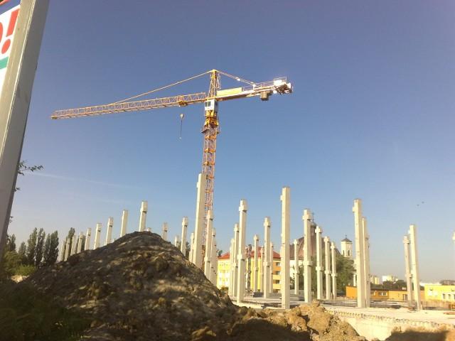 Możliwe są bankructwa firm budowlanychSpecjaliści nie wróżą najlepiej firmom budowlanym