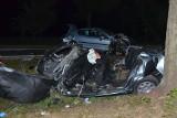 Ulaski. Groźny wypadek w pobliżu Makowa Mazowieckiego. Ucierpiało osiem osób, w tym dziecko [ZDJĘCIA]