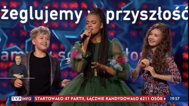 Sara Egwu James z Ośna Lubuskiego jedzie na Eurowizję Junior!