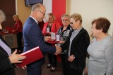 Odznaczenia dla pracowników Polskiego Czerwonego Krzyża w Brzezinach