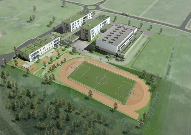 Tak będzie wyglądała nowa szkoła w Gdyni Wiczlinie