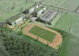 Nowe przedszkole w Gdyni Chwarznie Wiczlinie. Powstaną też szkoła i przedszkole [wizualizacje]