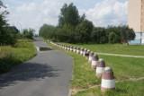 Co zrobić ze słupkami przy ścieżkach rowerowych?