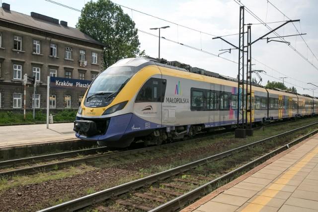 Czy pociągi z Krakowa będą kursować do Olkusza, Myślenic i Niepołomic?