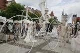 Parada glinoludów w Pszczynie na festiwalu ceramiki 2013 [ZDJĘCIA]