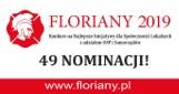 49 nominacji do strażackich Oscarów w Ogólnopolskim Konkursie Floriany 2019!