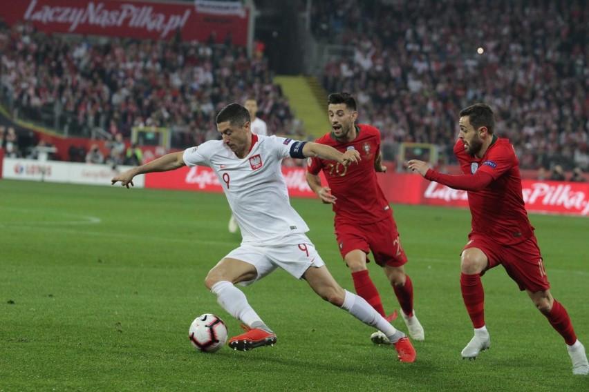 11102018 chorzow mecz reprezentacji polska portugalia na...