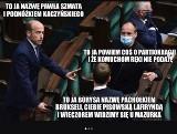 Memy po urodzinach Roberta Mazurka! Dziennikarz z politykami baluje, Internet komentuje. Politycy PiS i PO na wspólnej biesiadzie
