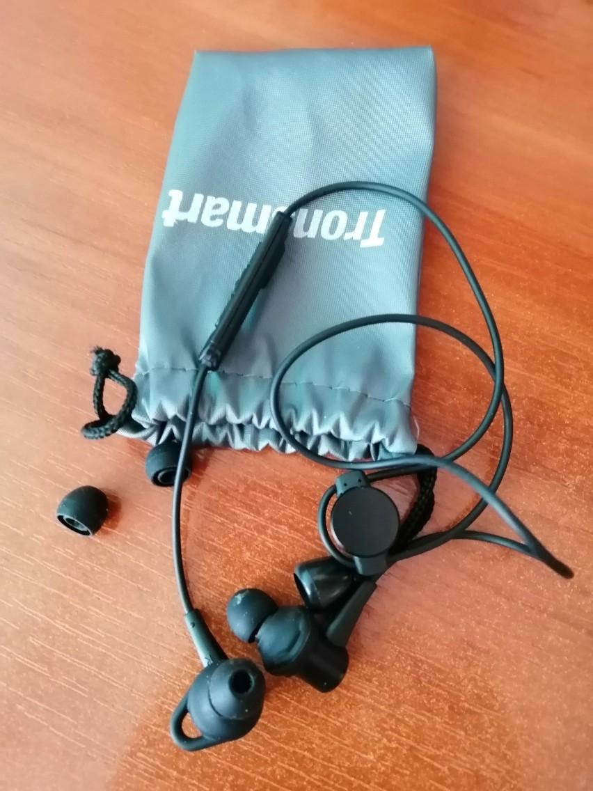Słuchawki bluetooth Tronsmart wireless [NASZ TEST, FILM] - Laboratorium, odc. 57