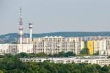 Wieża RTV na Piątkowie zagrożeniem dla pilotów? Przyczyną wymiana systemu telewizyjnego. Wyłączono oświetlenie przeszkodowe