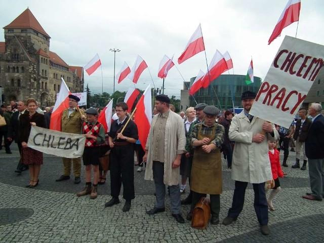 Poznański Czerwiec 56': Zakończyły się oficjalne uroczystości